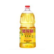 金龙鱼 非转基因物理压榨菜籽油 1.8L/瓶 6瓶/件  6瓶/件