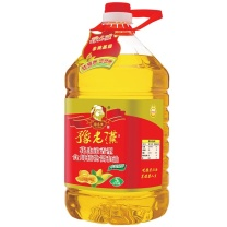 豫老汉 花生浓香食用植物调和油 5升