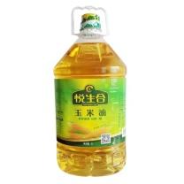 悦生合 玉米油 5L
