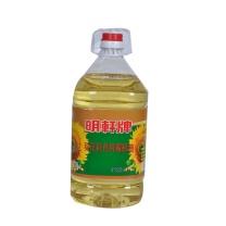 明轩 葵花籽调和油 5L