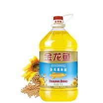 金龙鱼 葵花子清香调和油 5L