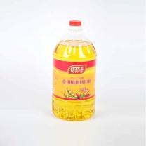 明轩 花生芝麻香植物调和油 5L
