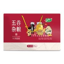 十月稻田 五谷杂粮礼盒 4kg