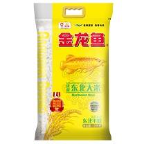金龙鱼 优质东北大米 5kg/袋 4袋/箱