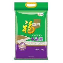 福临门 东北大米 水晶米 5kg/袋 4袋/箱