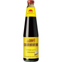 李锦记 味蚝鲜蚝油 680g