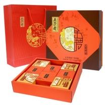 五芳斋 中秋节月饼五芳秀锦礼盒