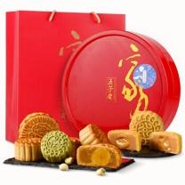 五芳斋 中秋节月饼五芳家月礼盒