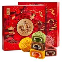 五芳斋 中秋节月饼五芳望月礼盒