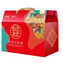 首农 粽子礼盒 43*21*32CM