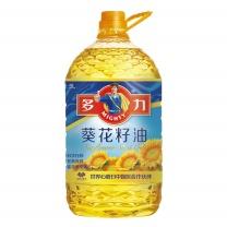 多力 葵花籽油 5L 4桶/箱  200桶起订