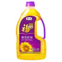 福临门 非转基葵花籽油 1.8L  100桶起订