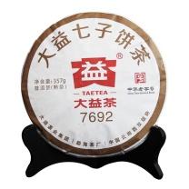 大益 TAETEA 普洱茶中华老字号 7692 357g
