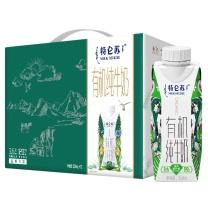 特仑苏 有机纯牛奶 梦幻盖  250ml*12 礼盒装