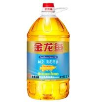 金龙鱼 纯正葵花籽油健康食用油 5L  (非转基因)起订量5000桶