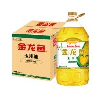 金龙鱼玉米油 5L/桶 4桶/箱 起订量20箱(非转基因)