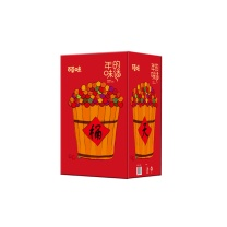 百草味 Be&Cheery 年的味道坚果组合2526g