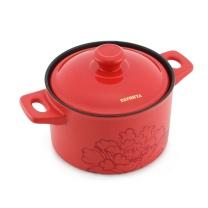 多样屋 TAYOHYA 耐热陶瓷深汤锅2500ml TA010101026ZZ 容量:2.5L