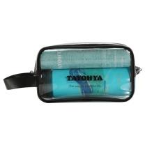 多样屋 TAYOHYA 问鼎悦动套装湖蓝三件套 TA070102039ZZ 极限运动杯×1 运动巾×1:20×110cm 加厚透明防水收纳袋小号×1