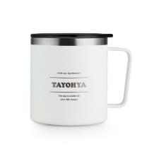 多样屋 TAYOHYA 不锈钢保温办公杯370ml TA040101036ZZ 容量:370mL