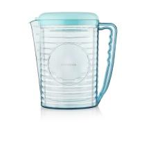 多样屋 TAYOHYA 蓝颜冷水一壶四杯组 TA040201012ZZ 壶:1.8L 杯子:340mL×4