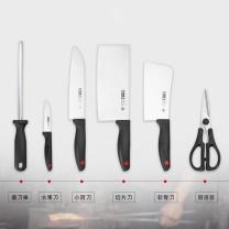 张小泉红枚系列刀具七件套 D30870200 54*42.5*37cm