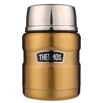 膳魔师 不锈钢真空保温焖烧罐 SK-3000-GL 470ml (金色)