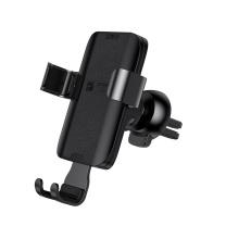 机乐堂 JOYROOM 耀系列重力手机支架 JR-ZS178 材质:ABS+贴皮 (黑色) (450起订)