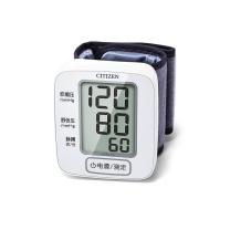 西铁城 全自动数字腕式血压计 CHW301 7.4×6.5×2.8cm  (ABS+PC)