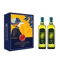 阿茜娅橄榄油尊享750ML*2瓶 尊享 750ml*2瓶
