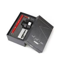 凌美狩猎者系列墨水笔 L16 长:合盖时140mm,笔杆直径12mm (红色)