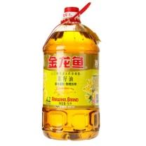 金龙鱼 醇香菜籽油 5L