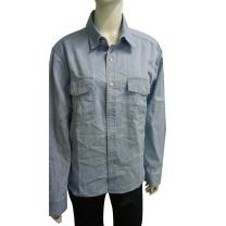国产 定制牛仔衬衣 (DZ)  (国电投链接)(261件起订)
