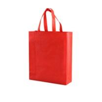 国产 订制无纺布袋 29cm*35cm*10cm (红色) 80克