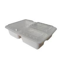 一次性餐盒3格 150/箱