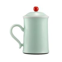古婺窑火 婺州瓷 鸿运当头系列 鸿运当头单杯 含包装  起订量100