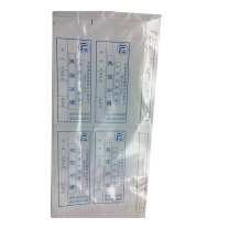 不干胶伍仟元整(DZ) 125*52 (单蓝印刷) 1000张/包
