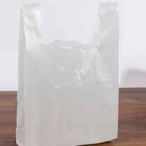 国产定制 招行银行 绍兴分行马夹袋 8g (白色) (招行链接)(起订量:1万个)