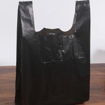 国产定制 招行银行 绍兴分行马夹袋 8g (黑色) (招行链接)(起订量:1万个)