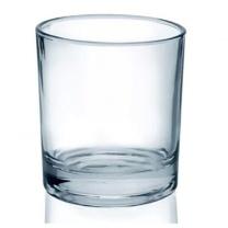 乐美雅 水杯 漱口杯 透明玻璃 (随机) 加厚