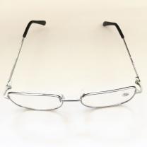 博爱 老花眼镜 外盒:15.2*5.2*3.2 (颜色:金色、银色) 独立包装