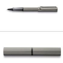 凌美 LAMY 50周年限量LX 50 周年限量LX 宝珠笔 (深空灰 催催粉) 独立包装