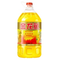 金龙鱼 花生浓香型食用植物调和油 5L