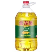 金龙鱼 精炼一级大豆油 非转基因 5000瓶起订 5L