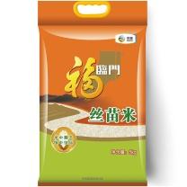 福临门 籼米 丝苗米 5kg/袋,4袋/箱