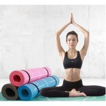 李宁 LI-NING 瑜伽垫 (混色) 1个/盒