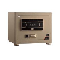 威盾斯 黄金指S5系列指纹密码保险柜 FDX-A/D-30S5 H300*W380*D300