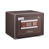 卡唛 乐宝系列指纹密码保险箱 FDX-A/D-30LBZWII H300*W400*D330 (摩卡棕) 上海地区含运,其他外省市运费另询