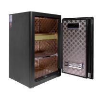 晨光 M&G 纯平指纹密码保险柜 AEQN8975 FDG-A1D-75A H750*W490*D420 (黑金) 2台起订 净重:110kg