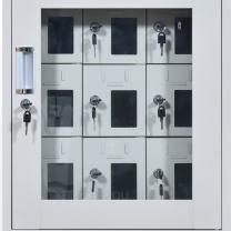 永立 手机充电柜 550*250*560mm (白色)